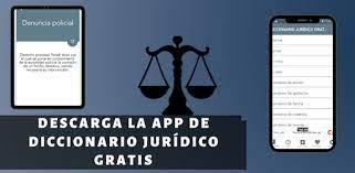 Diccionario Jurídico Gratis Términos Jurídicos on Windows PC Download Free - 1.2 - com.superapps.diccionariomexicano
