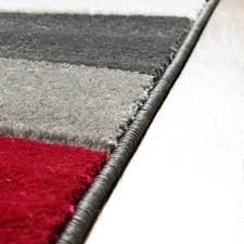 red and gray rug rad wave red gray black area rug red blue grey rug