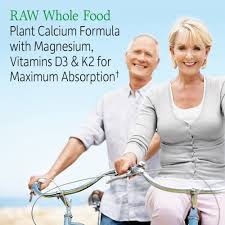Garden of Life <b>Raw</b> Calcium Supplement - <b>Vitamin Code</b> Whole