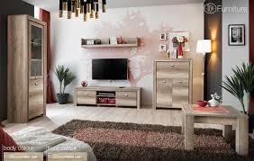 Living Room Display Furniture Modern Wall Unit Display Living Room Unit Led Furniture Centuri