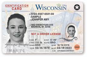 Wisconsin Has Driver's Features News License Improved New Security Wsau