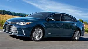 2018 avalon.  Avalon 2018 Toyota Avalon And