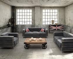 industrial living room furniture. Lovely Industrial Living Room Furniture With Andifurniture U