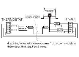 adding venstar add a wire to hvac home improvement stack exchange cam-stat inc at Camstat Wiring Diagram