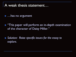 writing strong thesis statements ppt video online  2 a