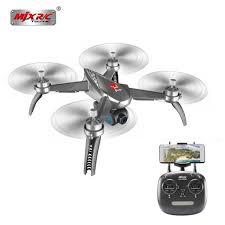 MJX Bugs b5w 5G <b>WIFI</b> FPV 6-Axis <b>Drone</b> 4K FHD Camera dengan ...