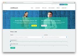 Jobs Searching Websites Top 12 Html5 Job Board Websites Templates 2018 Colorlib