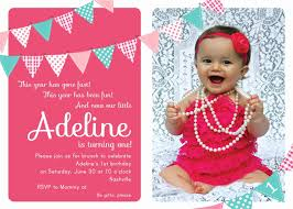 invitation card for first birthday in india best 1st year birthday invitation card design best 20 lovely 1st