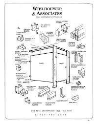 bathroom stall parts. Brilliant Parts Bathroom Stall Parts Throughout A