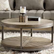 attractive small round coffee table coffee tables youll love wayfair