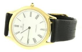 concord 14k gold watch