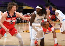Running Diary: Lakers 124 | Wizards 127 (02/22/21)