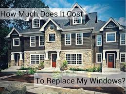 how much to replace garage doorHow Much Will Replacement Window Cost