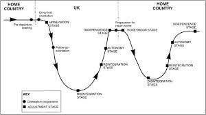 w curve stages of culture shock culture shock and  essay culture shock the classic 5 stage culture shock model dr deborah swallow