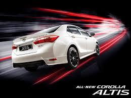 TOYOTA Corolla Altis specs - 2014, 2015, 2016, 2017 - autoevolution