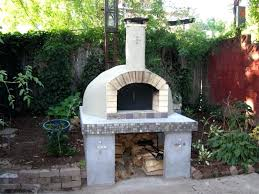 how to build a wood fired pizza oven in your backyard diy outdoor brick fireplace 3 diy
