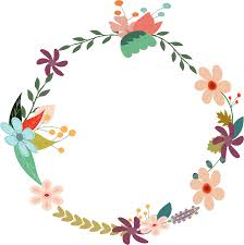 Floral Watercolor Png Pesquisa Google Borders Tags More