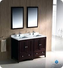 55 inch double sink vanity bathroom two sinks simple on in vanities furniture cabinets top white van
