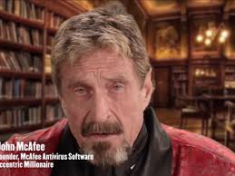 Bath salts and booty: watch a drug-fueled John McAfee uninstall his  antivirus software - The Verge