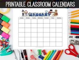 Printable Homework Calendars | Preschool | Kindergarten