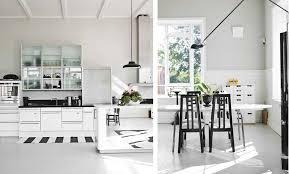 Black N White Kitchens Black White Yellow Black And White Kitchen Inspiration
