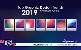 Best Graphic Design Trends 2019 Top Graphic Design Trends 2019 The Ultimate Guide