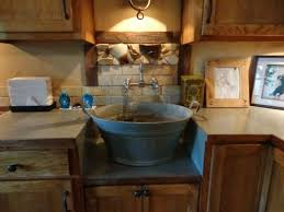 growth galvanized bathroom sink bucket ideas