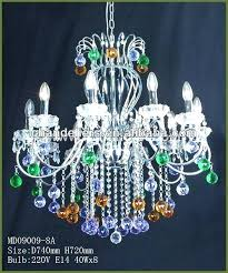 multi colored glass chandelier multi colored crystal chandelier colored crystal chandelier mini chandeliers multi colored crystal