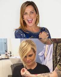 Simona Ventura lascia decidere ai fan il suo nuovo taglio di capelli -  CapelliStyle