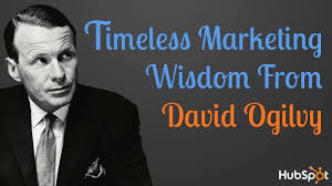 David Ogilvy Quotes 100 Pearls of Wisdom From the Legendary David Ogilvy [SlideShare] 30