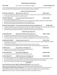 Image Gallery of Smartness Inspiration Recruiting Resume 16 The Absolute  Best Ever Seen On This Planet