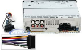 sony cdx gt550ui cdxgt550ui in dash cd mp3 stereo w usb aux product sony cdx gt550ui how to install a car stereo