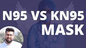 <b>N95</b> VS <b>KN95 Mask</b> Explained || Difference Between <b>N95</b> & <b>KN95</b> ...