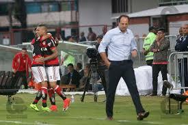 Resultado de imagem para Flamengo X São Paulo brasileirão 2017