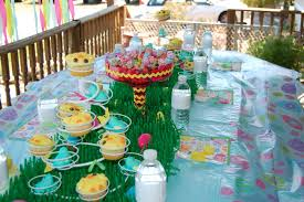 Fresh Easter Bunny Table Decorations
