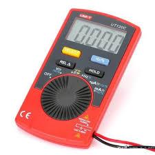 Цифровой <b>мультиметр UNI-T UT120C</b> - ToolBoom