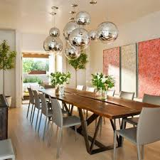 Dining Room Remodel Magnificent Modern Dining Room Lighting Design Pictures Remodel Decor and