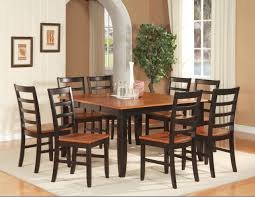 ... 8 Manhattan Piece Dining Set Gamfabroz With Regard To Seater Square  Table And Chairs At Canada Marvelous ...