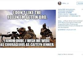 How Instagram and Twitter HID #CaitlynJenner during the ESPYs ... via Relatably.com