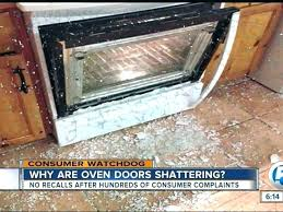 clean glass oven door oven door glass shattered beautiful oven door glass images also replacement cleaning