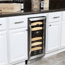 under counter wine fridge.  Under The Whynter Undercounter Wine Cooler Is Easy To Use Throughout Under Counter Fridge T