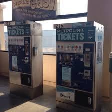 Metrolink Ticket Vending Machine Custom Palmdale Metrolink Station 48 Photos Public Transportation
