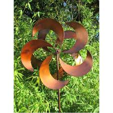 tatton burnished copper wind spinner