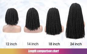 18 Inch Hair Chart 7pcs Passion Twist Hair 18 Inch Long Bohemian Braids For Passion Twist Crochet Braiding Hair Synthetic Fiber Water Wave Crochet Hair Extension