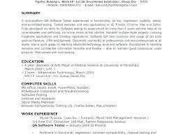 Writing Resume Profile Summary Samples Sample Skills 6 Spacesheep Co