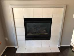 after painting the brass fireplace black