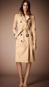 the burberry heritage trench coat kensington