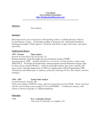 Web Analyst Resume Sample Data Analyst Resume Sample Data Analyst Resume Sample Kathy Data 46