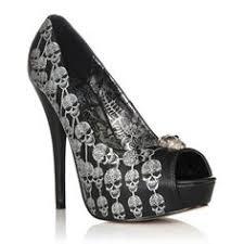 <b>Pleaser</b> Womens Cop Police Handcuffs <b>Costume</b> Shoes Heels ...