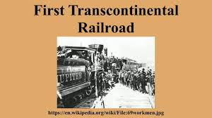 「1869 – The First Transcontinental Railroad,」の画像検索結果